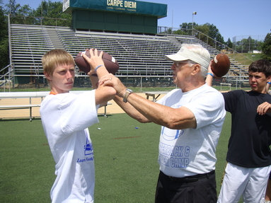 Football Camps fense and Defense Camps